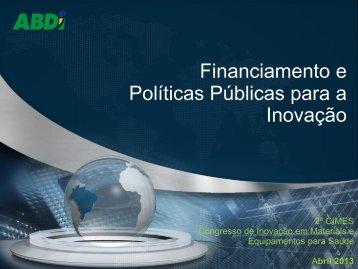 ABDI - Ricardo Martins Araújo, Especialista - 2º Cimes