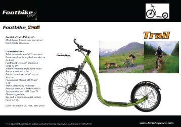 Footbike_Trail - Bicishoprecu.com