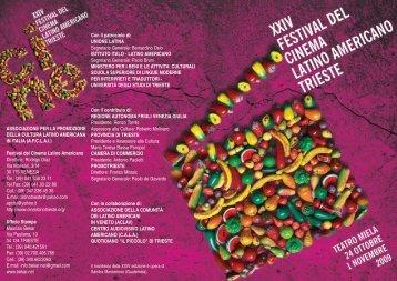 Depliant sezioni del Festival - Festival del Cinema Latino Americano ...