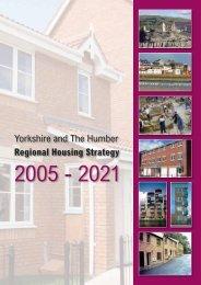 Regional Housing Strategy - Barnsley Council Online