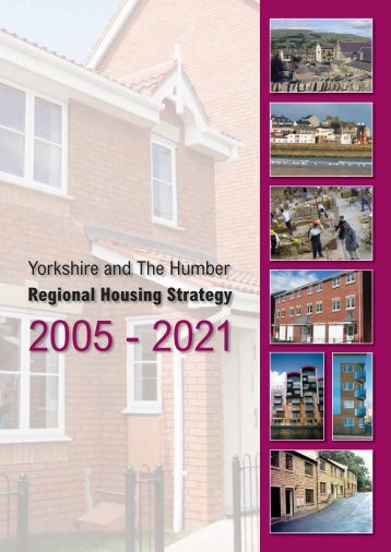 Regional Housing Strategy - Barnsley Council Online