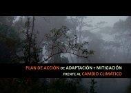 Plan CC grande ok.indd - CDAM - Ministerio del Ambiente