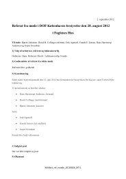 Referat fra møde i DOF Københavns bestyrelse den 28. august 2012 ...