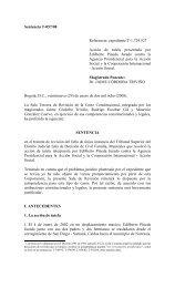 Sentencia T-057/08 - Acnur