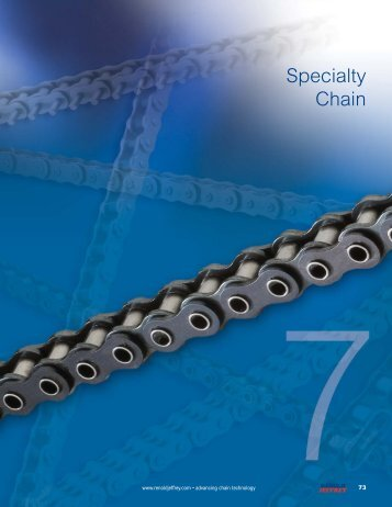 Specialty Chain