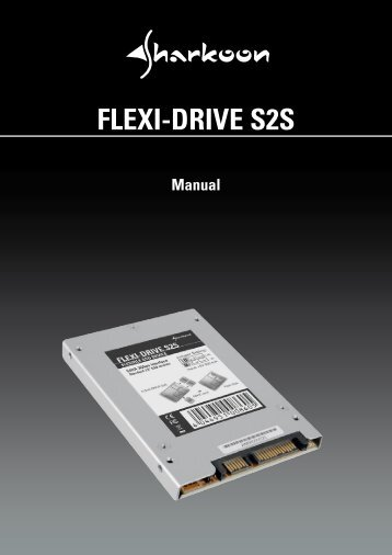 FLEXI-DRIVE S2S - Sharkoon