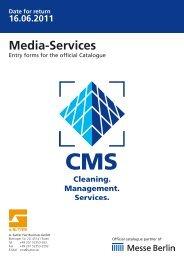 Media-Services - CMS Berlin