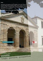 Invito all'evento - PTRC Piano Territoriale Regionale di ...