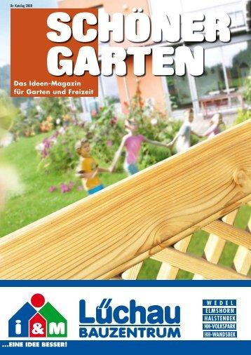 Das Ideen-Magazin für Garten und Freizeit