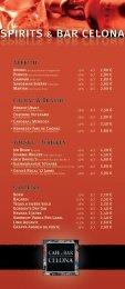 spirits & bar celona - Cafe & Bar Celona