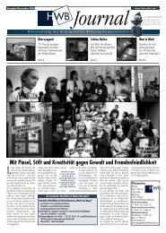 PDF HWB-Journal November 2003 - h e n n i g s d o r f . d e