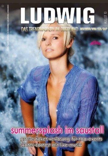 238,- Euro / netto - Ludwig Magazin
