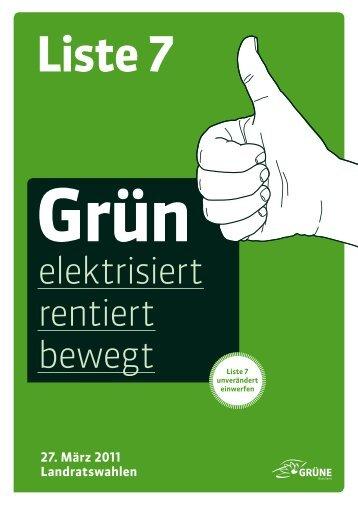 Oberwil - Grüne Baselland