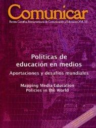 Comunicar 32:COMUNICAR maqueta OK - Revista Comunicar