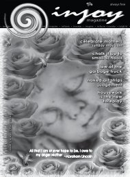 Issue 05 - InJoy Magazine
