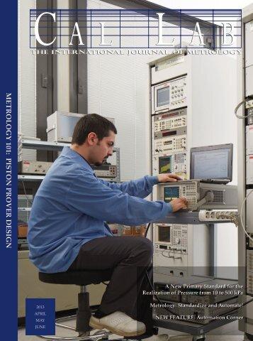 METROLOGY 101: PISTON PROVER DESIGN - Cal Lab Magazine