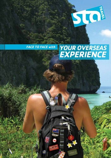EXPERIENCE - STA Travel