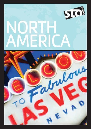 north america - STA Travel