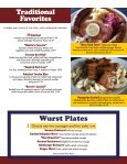 Choose any two sausages and two sides - The Wurst Haus - Page 6