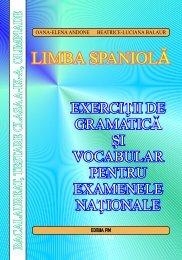 LIMBA SPANIOLĂ - PIM Copy