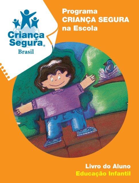 PDF 2.8 Mb - Criança Segura