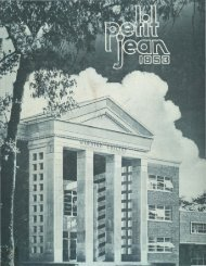 Previous Section - Harding University Digital Archives