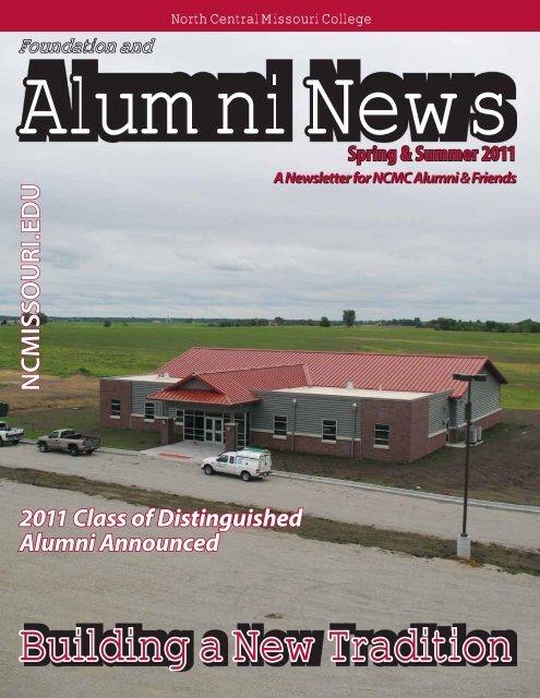 Building a New Tradition - North Central Missouri College