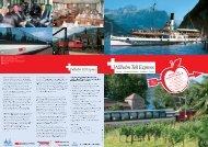 Luzern – Vierwaldstättersee – Gotthard – Ticino WilhelmTell ...