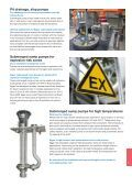 Chemical Industry: Applications for Egger Pumps in chemical plants - Page 5
