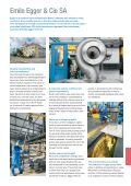 Chemical Industry: Applications for Egger Pumps in chemical plants - Page 7