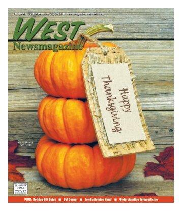 West Newsmagazine 11-26-2014