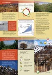 Orman Ekosistemleri - Çölleşme ve Erozyonla Mücadele Genel ...