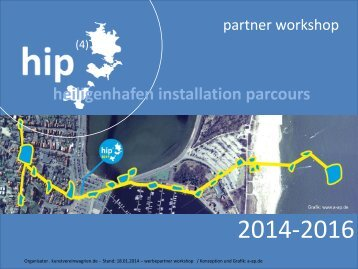 2014-01-18-hip4-Partnerpakete - Kunstverein Wagrien eV