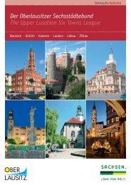 sixtownsleague sechsstädtebund - und Lessingstadt Kamenz