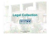 Legal Collection - Gazi Üniversitesi