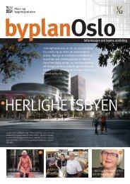 byplanOslo nr. 1-2012 (PDF)