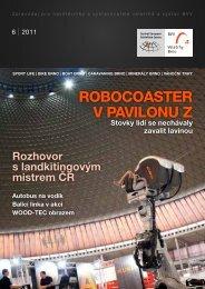 ROBOCOASTER V PAVILONU Z - fairherald