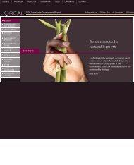Download Business section (PDF) - L'Oréal: 2009 Sustainable ...