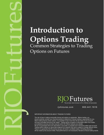 Options theory and trading pdf