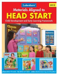 Head Start Child Development and Early Learning Framework