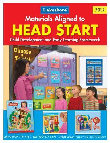 Head Start Child Development and Early Learning Framework