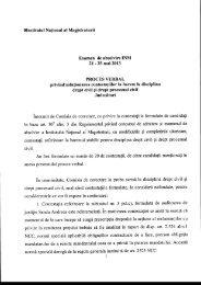 DC+DPC jud. (23.05.13).pdf - Institutul Naţional al Magistraturii