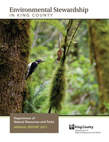 Environmental Stewardship in King County - Department of Natural ...