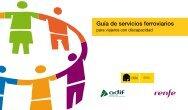 Guía de servicios ferroviarios - Adif