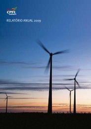 RelatóRio anual 2009 - Cpfl