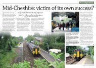 Mid Cheshire Line rail article official pdf