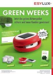 Jetzt das grüne Aktionspaket sichern und neue Kunden gewinnen!