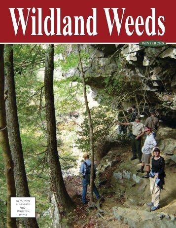 Wildland Weeds - Florida Exotic Pest Plant Council