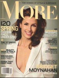 Magazine March 2011 - Rosenthal & Apa