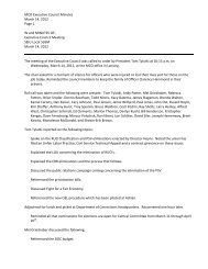 MCO Executive Council Minutes March 14, 2012 Page 1 W and ...